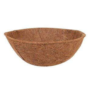 Blooms Replacement Coco Liner for planter - Brown/Tan - 14-in
