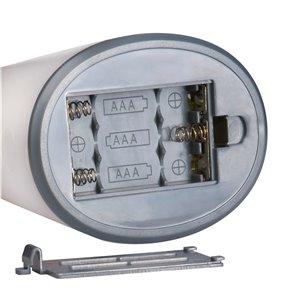 Paradise Battery Operated LED Night Light - White