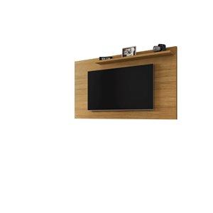 Manhattan Comfort Liberty TV Panel - 62.99-in - Cinnamon Brown