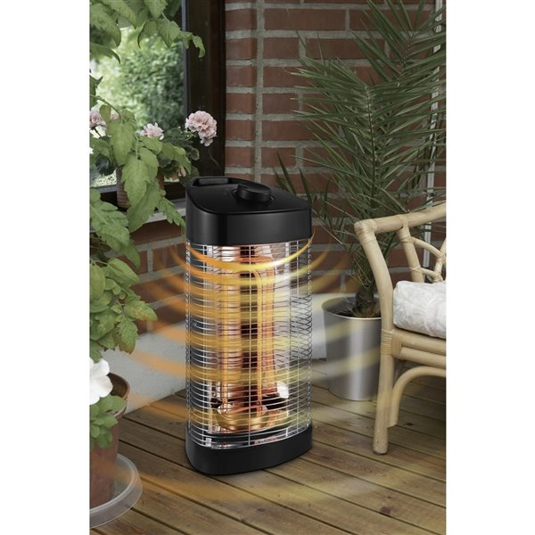 Energ Infrared Oscillating Portable, Electric Patio Heaters Toronto
