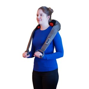 iComfort Neck and Back Massager - Kneading