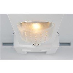 Moffat 18-cu ft Top-Freezer Refrigerator (White) ENERGY STAR