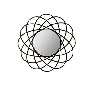 Plata Import Gateway Wall Mirror - Vertical - Black