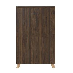 Ameriwood AX1 Storage Cabinet - 2 Doors - 31.5-in x 17.72-in