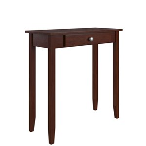 DHP Rosewood Console Table - 28-in x 28-in - Coffee