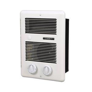 Cadet Com-Pak Fan Forced Bathroom Heater - Built-in ...