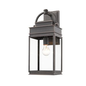 Artcraft Lighting Fulton AC8230OB Outdoor Wall Light - 19.5-in - Oil Rubbed Bronze