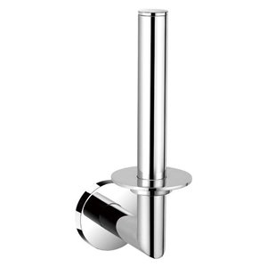 Nameeks General Hotel Wall Mounted Toilet Paper Holder In Chrome - 3-in x 7-in x 2-in