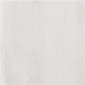 Ameriwood Bassinger Nightstand - 24.37-in - Wood - Ivory Oak