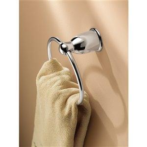 Moen Mason Old World Bronze Towel Ring