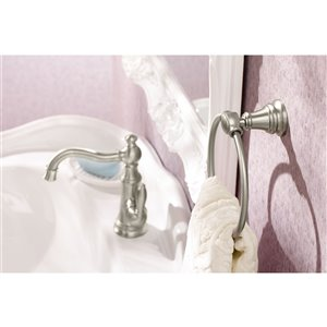 Moen Weymouth Bathroom Faucet - Chrome