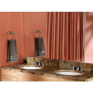 Moen Kingsley Towel Ring - Brushed Nickel