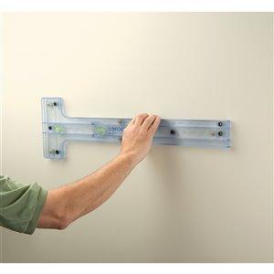 Moen Mason Bathroom Mounting Posts - Brushed Chrome