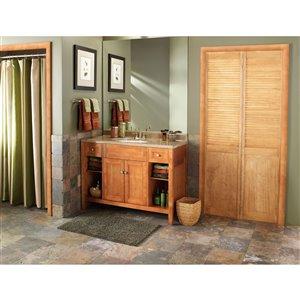 """Moen Kingsley Bathroom Towel Bar - 24"""" - Brushed Nickel"""