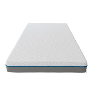 "Signature Sleep Flex 6"" Charcoal Gel Memory Foam"