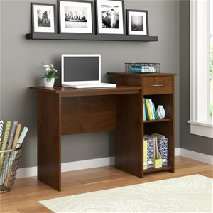 Ameriwood Student Desk, Medium Brown