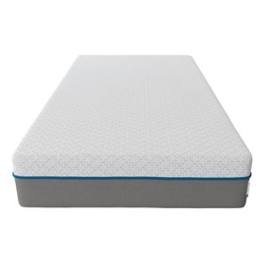 "Signature Sleep Flex 10"" Charcoal Gel Memory Foam"