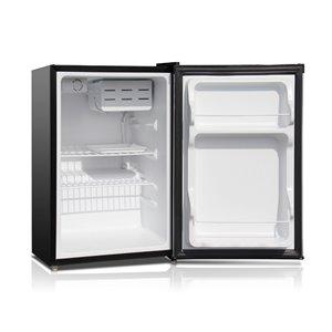 Ecohouzng Energy Star Mini Refrigerator - 2.4-cu ft - Black