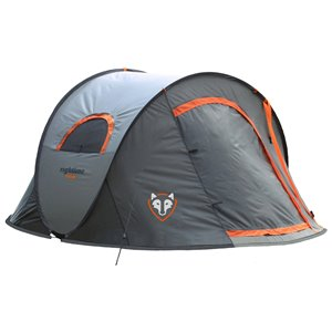 Rightline Gear Pop Up Tent for 2 Adults 90-in x 72-in x 42-in