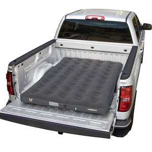 Mid Size Truck Bed Air Mattress 5-ft to 6-ft - 76-in x 44-in x 7-in