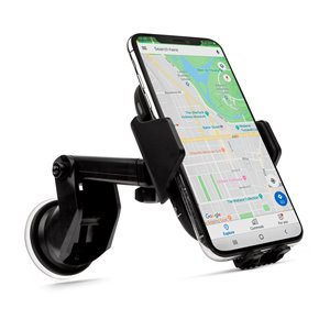Veho Universal In-Car Cradle with Qi Wireless Charging