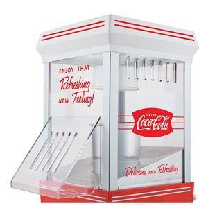 Nostalgia Coca-Cola 12-Cup Hot Air Popcorn Maker