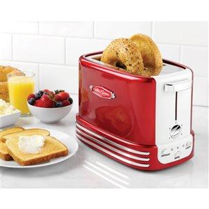 Nostalgia Retro 2-Slice Bagel Toaster