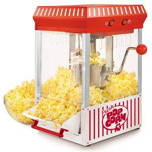 Nostalgia Vintage 2.5-Ounce Popcorn Cart - 45-in