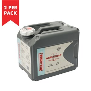 Reliance Armor-Dillo Heavy Duty 4-gal. Water Container - High-Density Polyethylene - 2/Pack