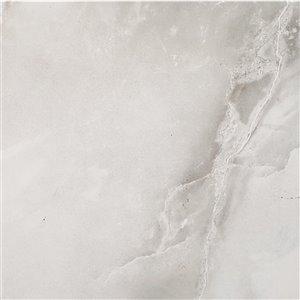 Mono Serra Porcelain Tile 24-in x 24-in Ice Gray 15.50 sq. ft. / case (4 pcs / case)