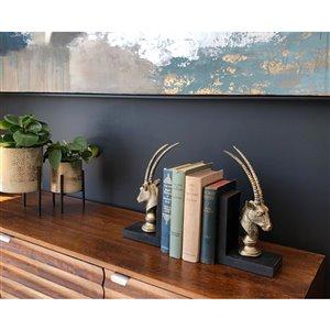 Gild Design House Zawadi Bookends - Set of 2