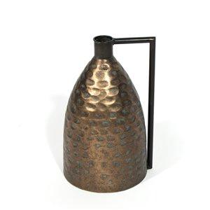 Gild Design House Rafiq Decorative Metal Vase