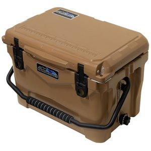 ProFrost Roto-Molded Cooler - 19-L - Tan