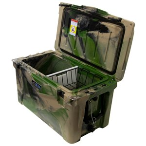 ProFrost Roto-Molded Cooler - 43-L - Forest Camo