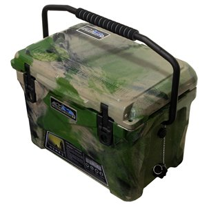 ProFrost Roto-Molded Cooler - 19-L - Forest Camo
