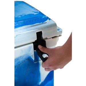 ProFrost Roto-Molded Cooler - 33-L - Blue/White Swirl