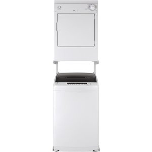 GE Top-Load Washer (White)