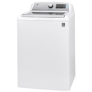GE High-Efficiency Top-Load Washer (White) ENERGY STAR