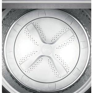 GE High-Efficiency Top-Load Washer (Diamond Grey) ENERGY STAR