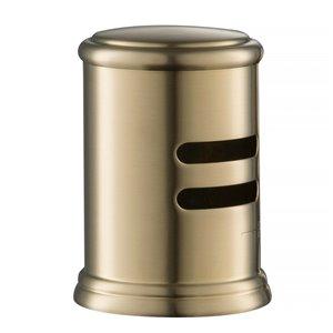 Kraus Spot-Free Universal Dishwasher Air Gap - Antique Champagne Bronze