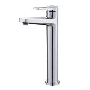 Kraus Indy Single Handle Vessel Bathroom Faucet - 2 Pack - Chrome