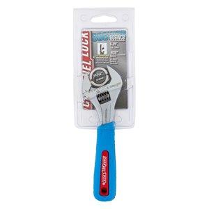 Channellock 6.25-in  Adjustable Wrench - Steel - 1.97-in Width