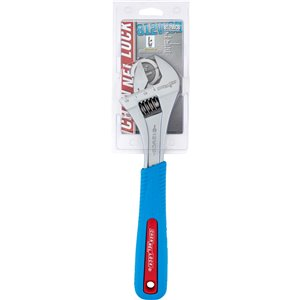 Channellock 12-in Adjustable Wrench - Steel