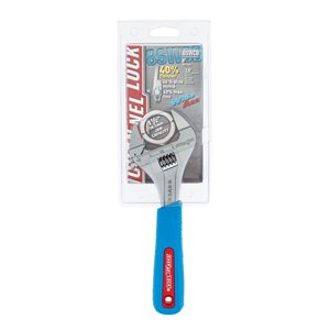 Channellock 8.49-in Adjustable Wrench - Steel