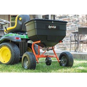 Agri-Fab 185 lb Tow Spreader ATV/UTV Compatible