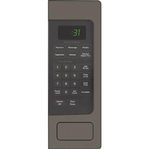 GE GE Profile series 1.1cu. ft. countertop microwave oven- Slate