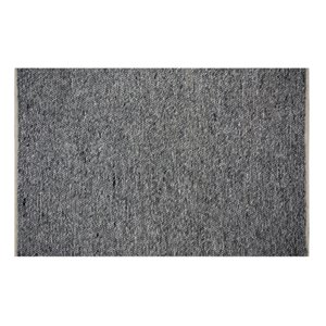 Collection Bourbon Street Louisville Area Rug - 5-ft x 8-ft - Grey