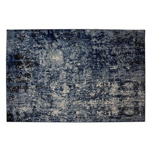 Collection Bourbon Street Breckenridge Area Rug - 8-ft x 10-ft - Blue