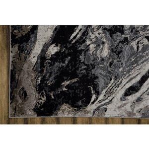 Collection Bourbon Street Atmore Area Rug - 8-ft x 10-ft - Beige