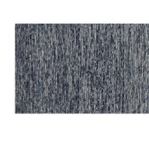 Collection Bourbon Street Greenfield Area Rug - 5-ft x 8-ft - Blue